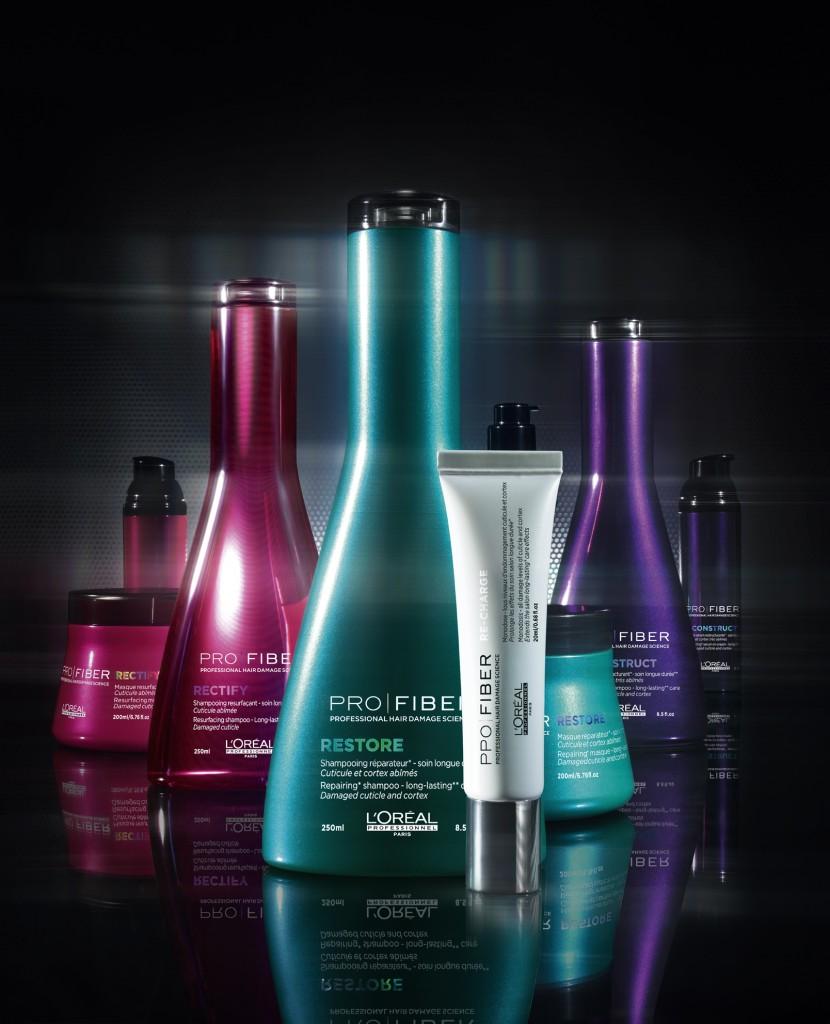 Pro Fiber de la L'Oréal, un tratament revolutionar pentru parul tau