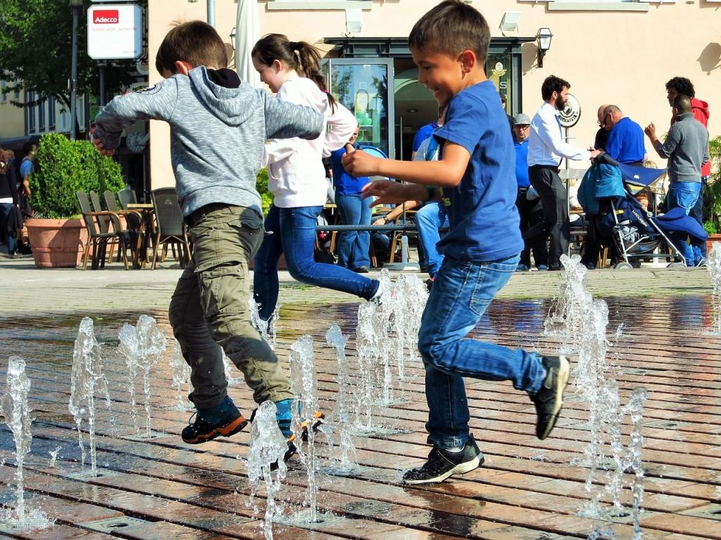 Cu copiii...activitati de weekend necostisitoare