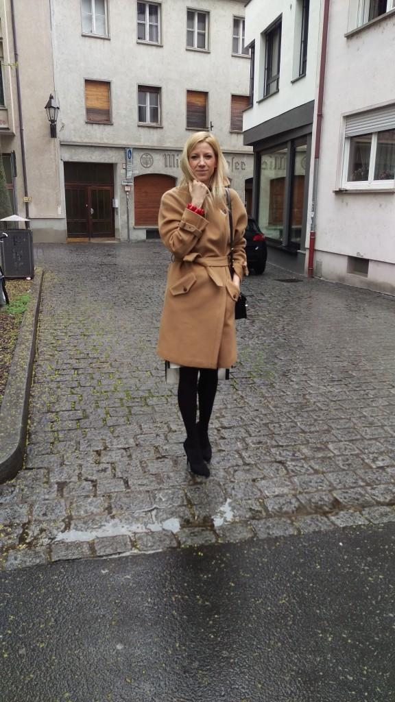 Stiti ce este ciudat in Germania? Eu purtand tocui... :)